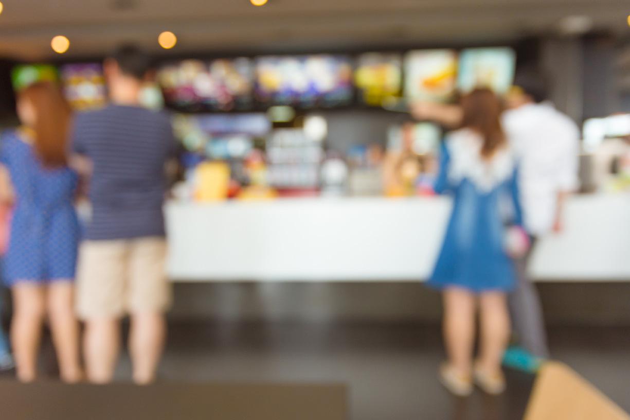 Restaurantes de Servicio Rápido